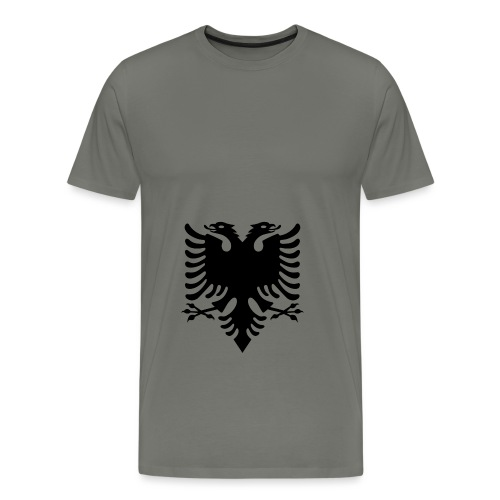 Albanian_Eagle.svg.png - Männer Premium T-Shirt