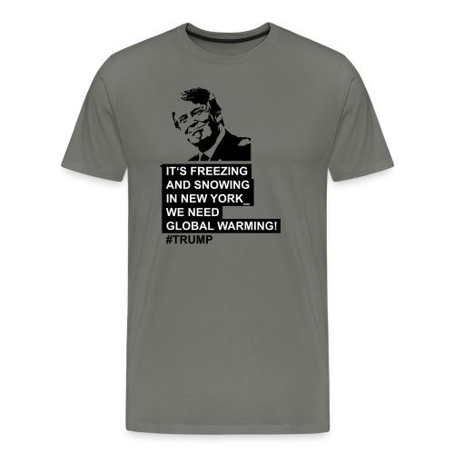 Trump-04-03 - Männer Premium T-Shirt