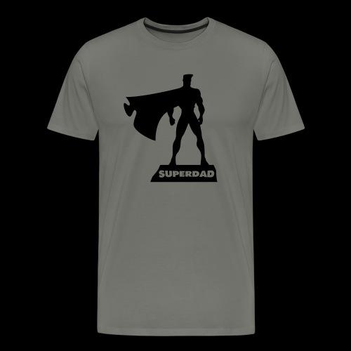 Superdad - Männer Premium T-Shirt
