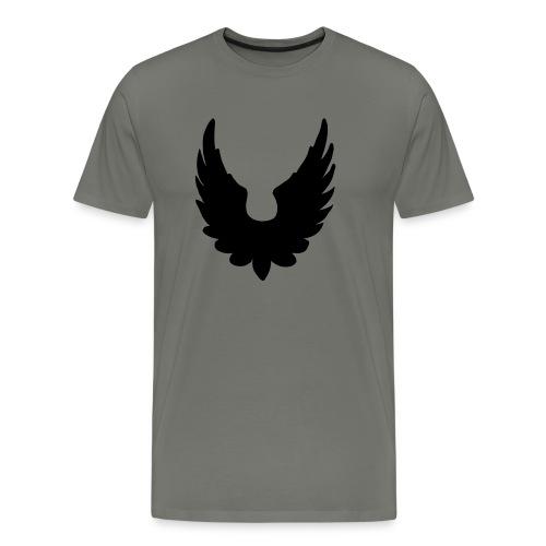 wing vecto - Men's Premium T-Shirt