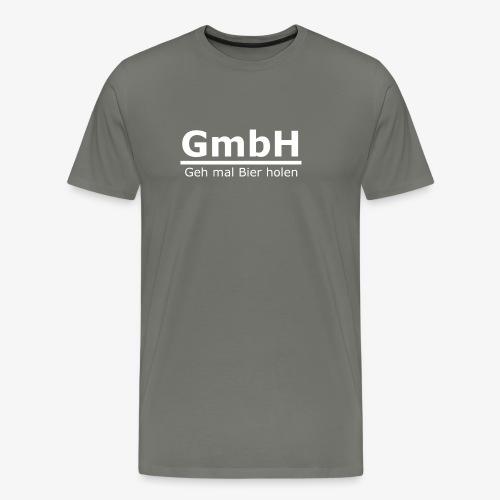 GmbH - Männer Premium T-Shirt