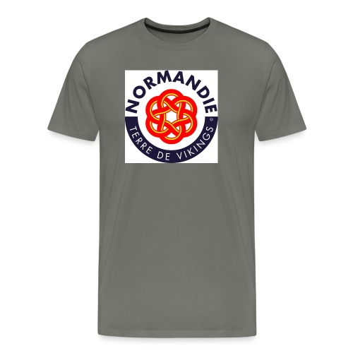 logo nie tv 08 - T-shirt Premium Homme