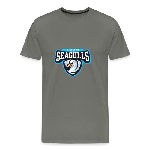 Seagulls eSports - Männer Premium T-Shirt