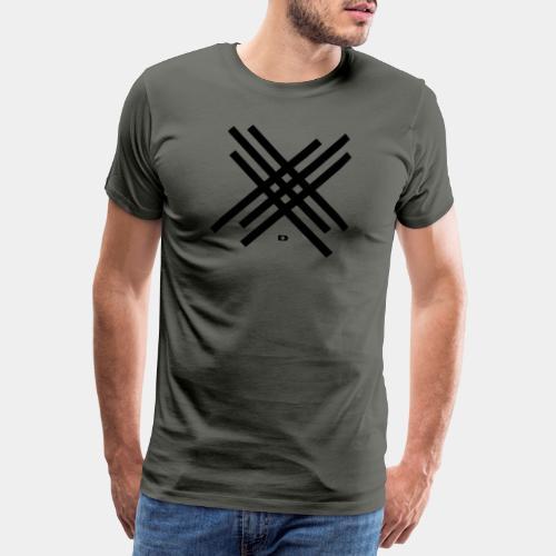 A-220 The Web - Männer Premium T-Shirt