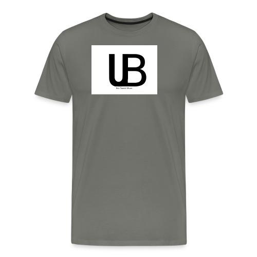 UB - Premium-T-shirt herr