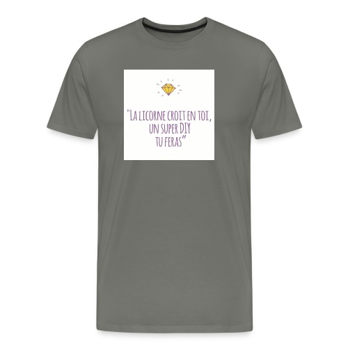 Unicorn Power 12 - T-shirt Premium Homme