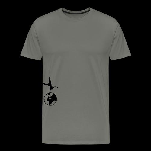 WPF Decent - Männer Premium T-Shirt