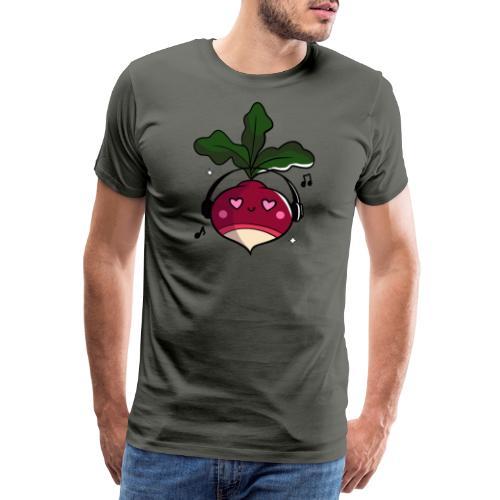 Dikke Bietn - Mannen Premium T-shirt