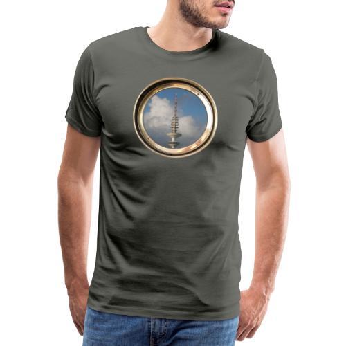 Hamburg Bullauge - Männer Premium T-Shirt
