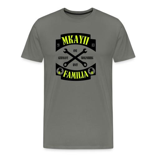 Mk2Familia one unit - Männer Premium T-Shirt