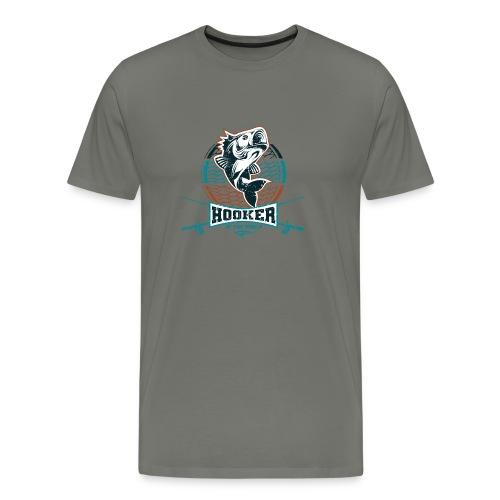 Fisch 45 - Männer Premium T-Shirt