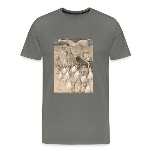 Piligrims - Koszulka męska Premium