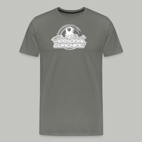 GerdB_GreySquat (bitte max. 40° verkehrt waschen) - Männer Premium T-Shirt