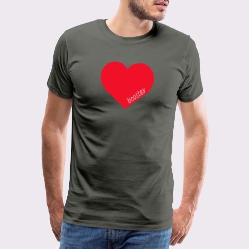 lovebooster - Men's Premium T-Shirt