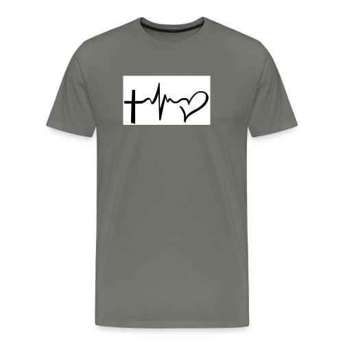 Hope,Live,Love - Men's Premium T-Shirt