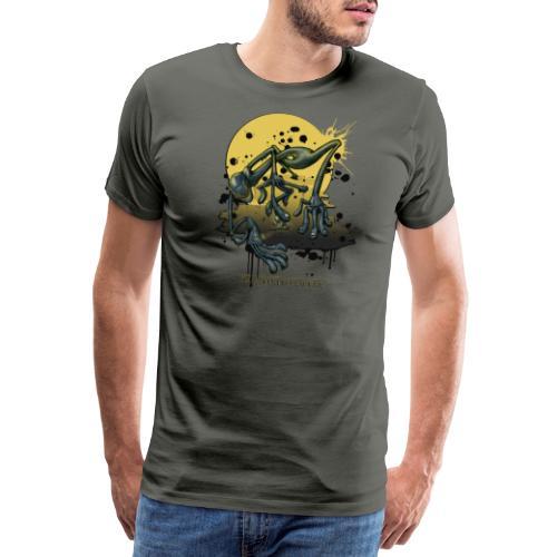 Elite & das Proletariat - Männer Premium T-Shirt