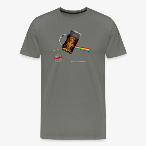 Gnadenkapelle Die Dunkle Seite Bayerns - Männer Premium T-Shirt