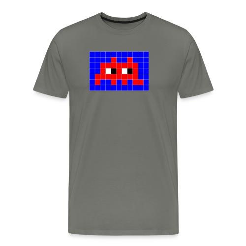 Space Inv One - Männer Premium T-Shirt