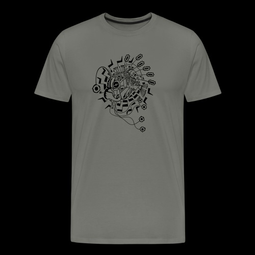Abyssal Zone - Men's Premium T-Shirt