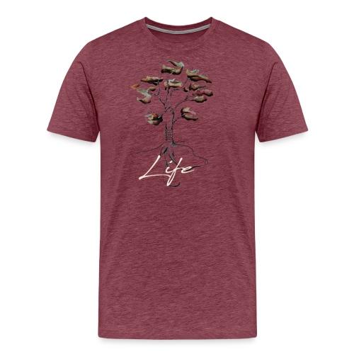 Notre mère Nature - T-shirt Premium Homme