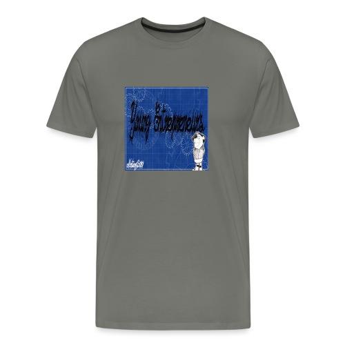 young_go_getter - Men's Premium T-Shirt