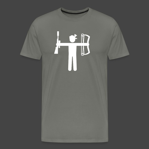 Universaljäger - Männer Premium T-Shirt