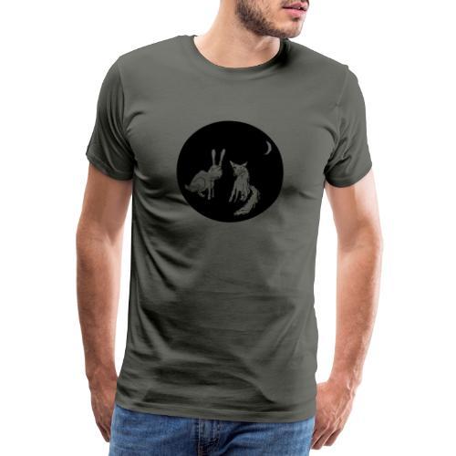 fuxundhase 02 - Männer Premium T-Shirt