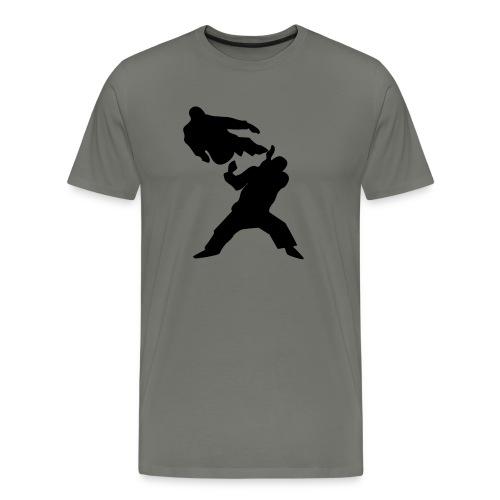 taekwondo ukot - Miesten premium t-paita