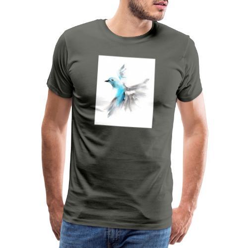 Painted Bird - Männer Premium T-Shirt