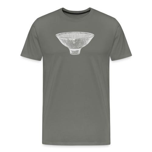 LR bowl - Mannen Premium T-shirt