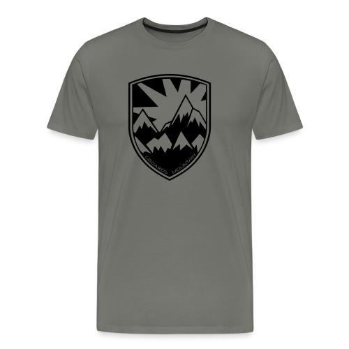 Gboards Wappen - Männer Premium T-Shirt