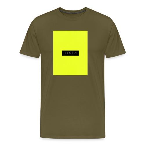 Yellow fluo - Maglietta Premium da uomo