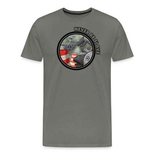 Steelcrows - Maglietta Premium da uomo