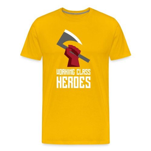 WORKING CLASS HEROES - Men's Premium T-Shirt