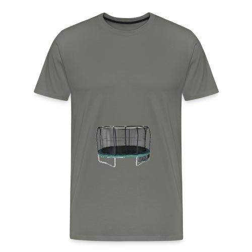 dbimage file - Premium T-skjorte for menn