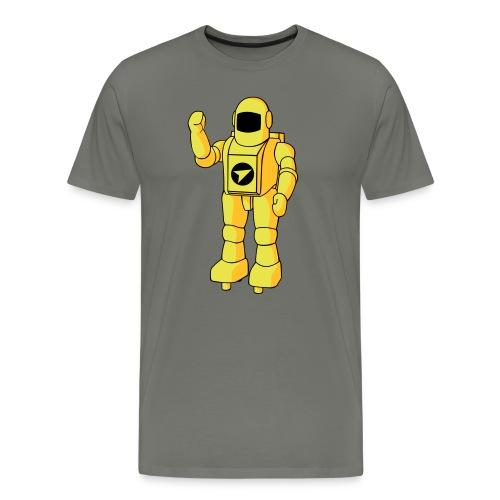Astronauta de TENTE - Camiseta premium hombre