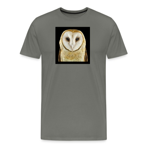 owl png - Men's Premium T-Shirt