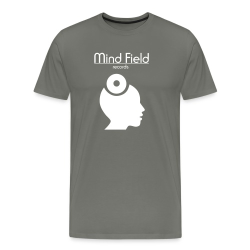 FinWhite MindFieldLogoLAR - Men's Premium T-Shirt