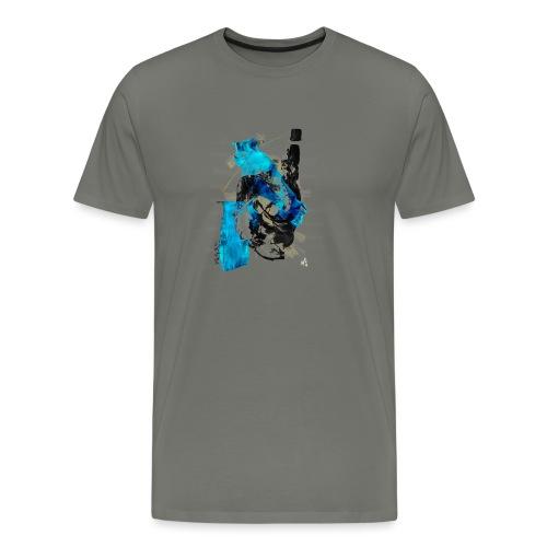 SOL_ART T-Shirt - Männer Premium T-Shirt