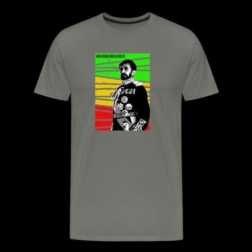 EMPORER SELASSIE I - Männer Premium T-Shirt