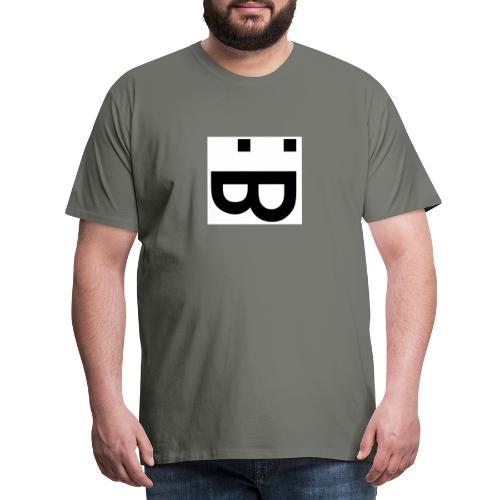 toothy B - Herre premium T-shirt
