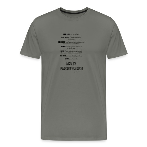 Vero standard PT - Maglietta Premium da uomo