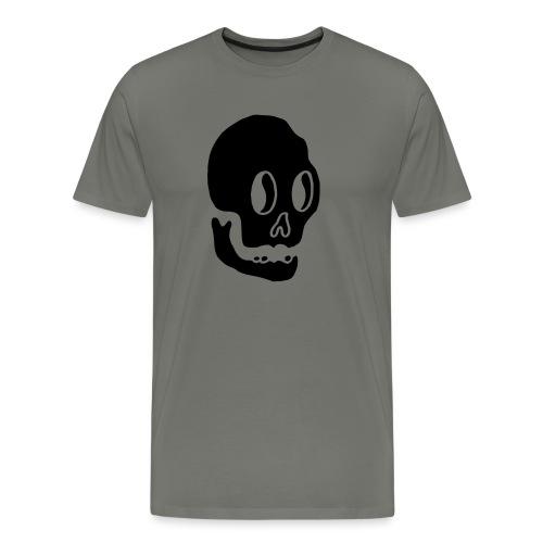 Van Velsen Skull - Mannen Premium T-shirt