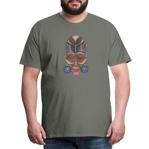 calm dude - Männer Premium T-Shirt