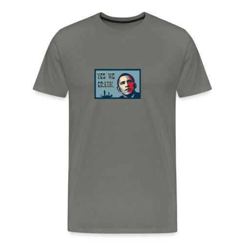 Yes We Crank! - Men's Premium T-Shirt
