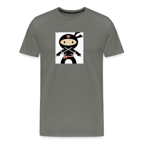 Ninja mia good - Men's Premium T-Shirt