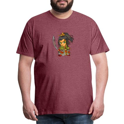 rusty warrior - Männer Premium T-Shirt