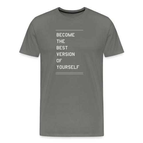 quote - Premium-T-shirt herr