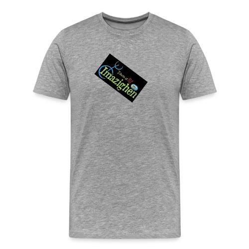 Imazighen ithran rif - Mannen Premium T-shirt