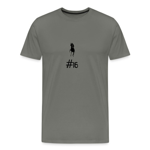 Polo Big OS - Mannen Premium T-shirt
